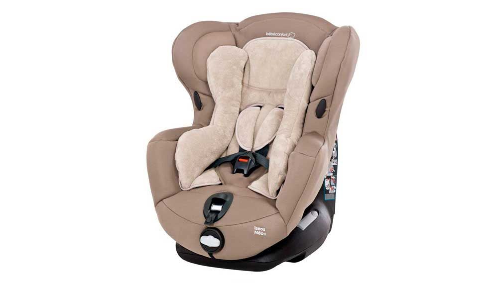 Bébé-Confort-Iseos-Neo+,-Silla-de-coche-grupo-0-1,-marrón