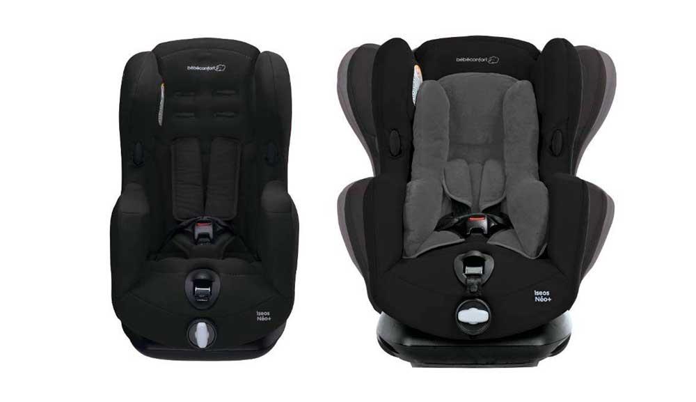 Bébé-Confort-Iseos-Neo+,-Silla-de-coche-grupo-0-1,negro